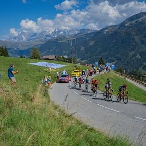Passage du Tour de France (9e étape)
