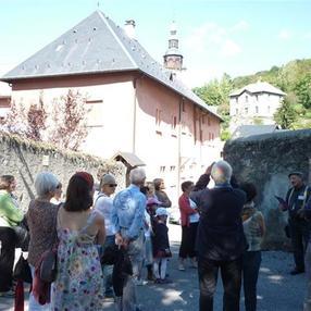 Visite guidée de la cité médiévale de Conflans
