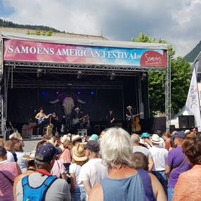 Samoëns American Festival - Concerts image