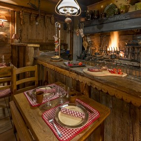 Restaurant La Kouisenà