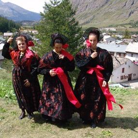 Fête traditionnelle du 15 août de Bessans