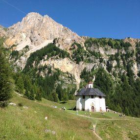 Randonnée culturelle : Notre Dame des Vernettes, sanctuaire baroque d'altitude
