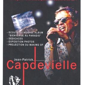 Showcase Jean-Patrick Capdevielle
