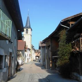 Visite guidée du Bourg historique des Marches
