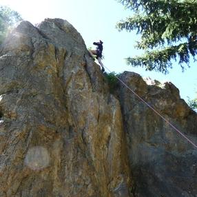 Le rocher du Glaisy