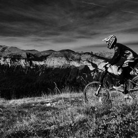 Bike Park Les Carroz