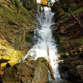 Ardent waterfall