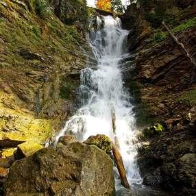 Cascade d'Ardent