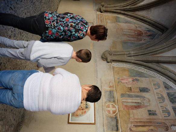 Visite Abondance abbaye ticket DUO visites Guides du Patrimoine Savoie Mont Blanc