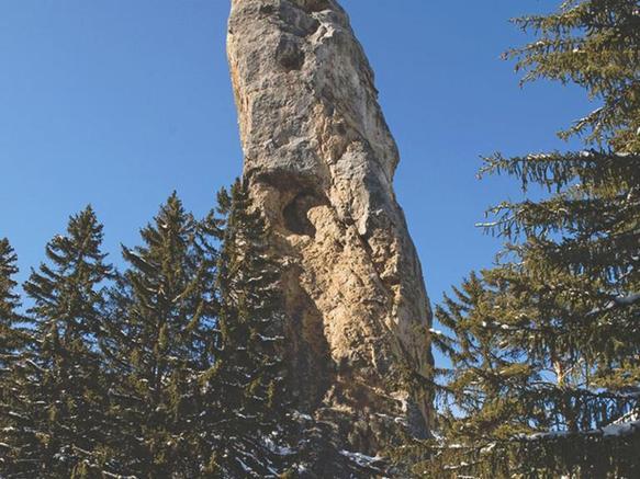 Monolithe de Sardières