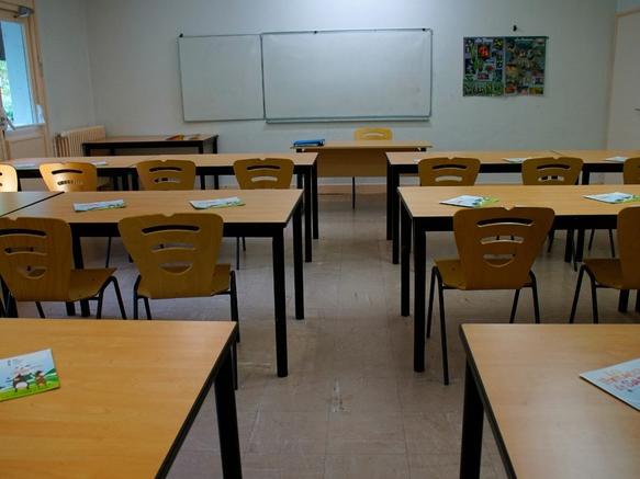 Grandes salles de classes ou d'activités
