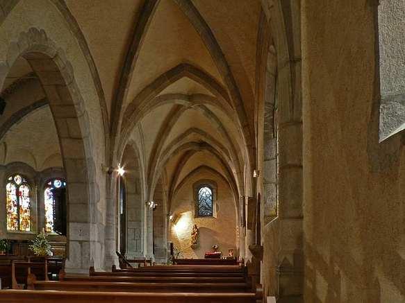 Eglise Notre-Dame de l'Assomption à Samoëns
