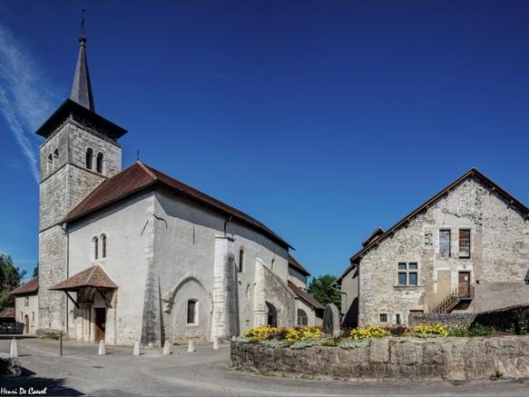 Eglise de Yenne