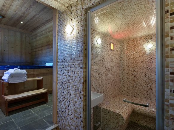 L'Armanaz - Sauna