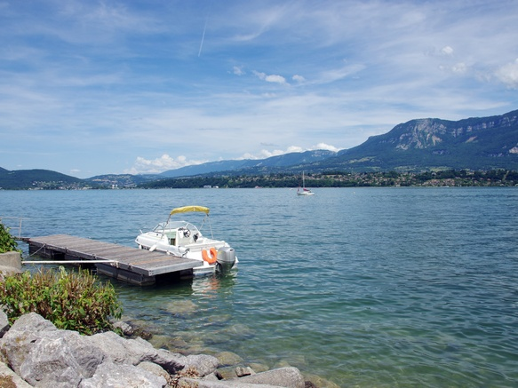 Le lac du bourget savoie mont blanc savoie et haute for Office du tourisme aix les bains