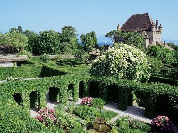 Jardin des cinq sens savoie mont blanc savoie et haute savoie alpes for Jardin 5 sens guadeloupe