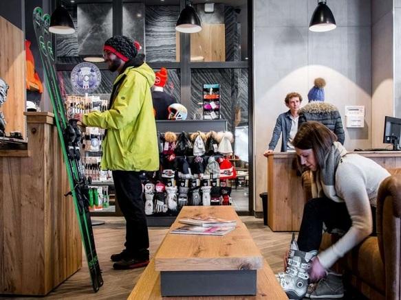 Alpina Ski Shop