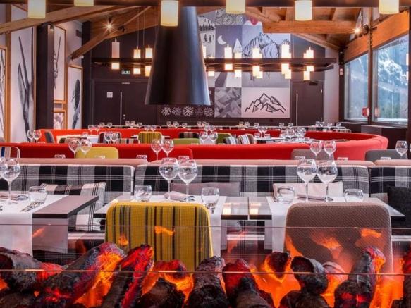 Alpina Ecletic Restaurant