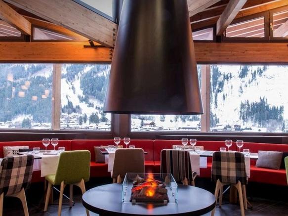Alpina restaurant