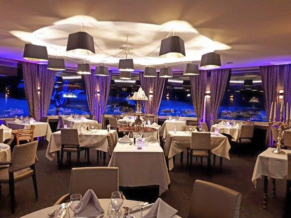restaurant hotel aiguille du midi