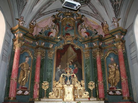 Eglise paroissiale de Notre-d