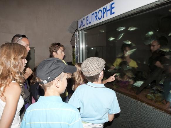 Observatoire Régional des Lacs Alpins, Musées d'Annecy