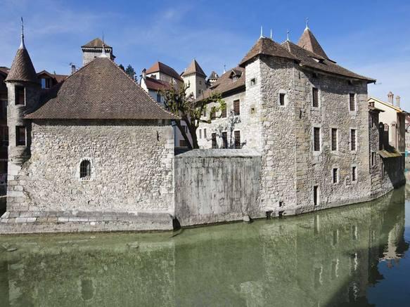 PALAIS DE L'ÎLE Comprendre l'architecture et le patrimoine