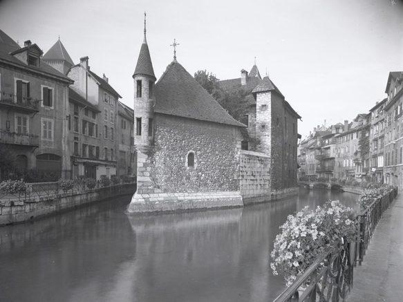 Annecy, Palais de l'Ile