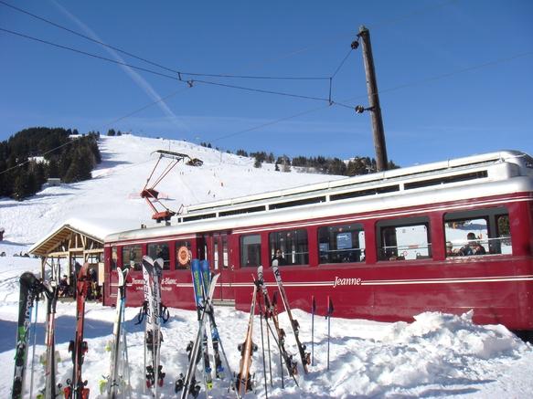 TMB Train et Ski