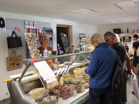 Boutique - Maison du fromage Abondance