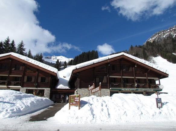 Foyer Nordique Grand Bornand : Village de vacances auberge nordique savoie mont blanc