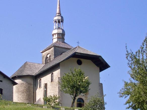 L'église de Saint-Nicolas-la-Chapelle