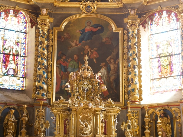 retable-baroque-eglise-hauteluce