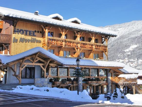 Hôtel Le Morillon