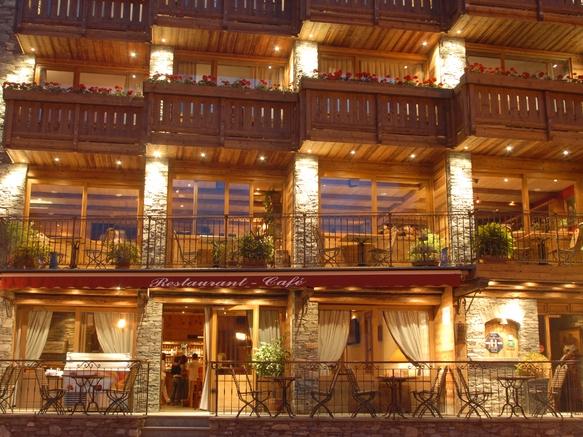 hôtel le Monal