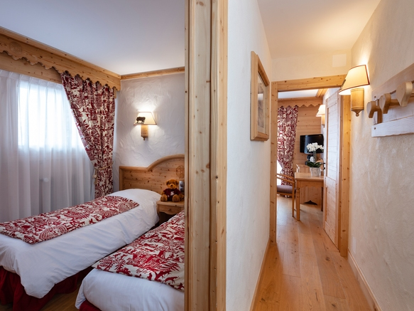 Suite junior - chambre twin