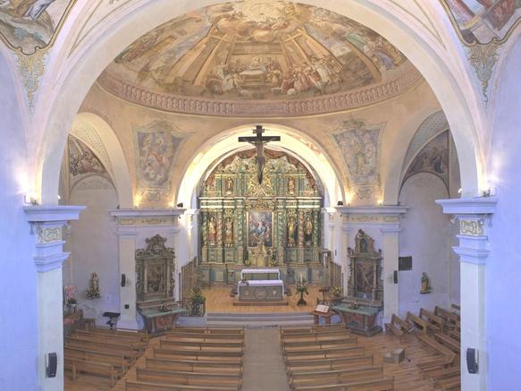 Coeur Eglise de Cordon