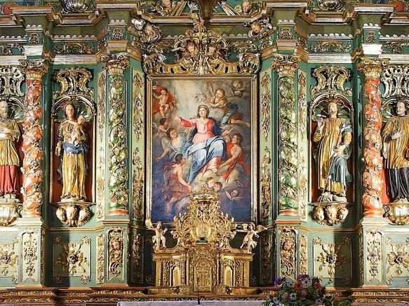 Eglise de Cordon