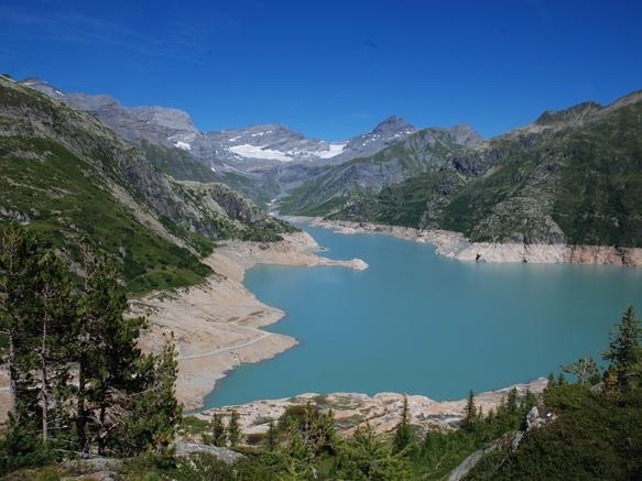 Lac Barrage F.Michel