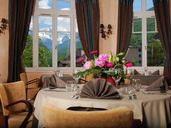 Golf H 244 Tel In Brides Les Bains French Alps Savoie Mont