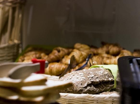 Ibis styles Vitam - salle petit-déjeuner