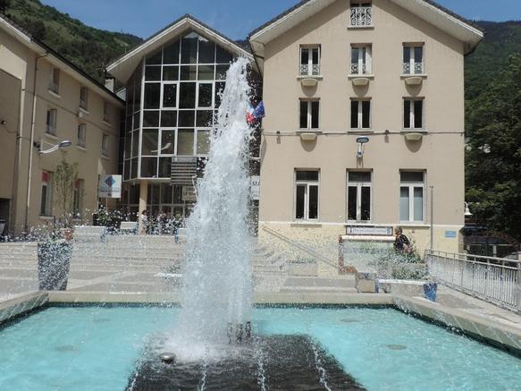 Office Tourisme Brides-les-Bains