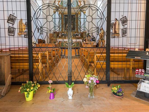Chapelle d'Essert la Pierre