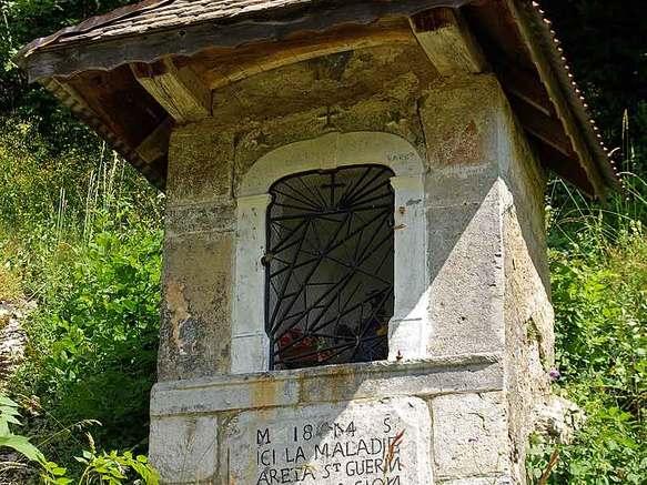 L'Oratoire de Saint Guérin