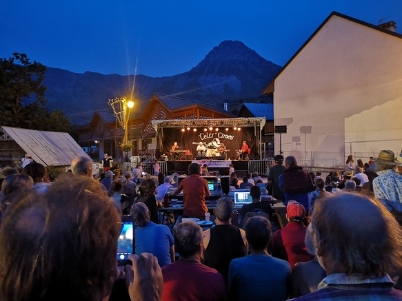 Festival Les Celti'Cimes