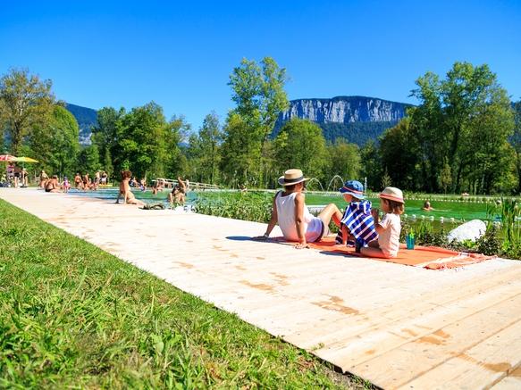 Base de loisirs Rivièr'Alp - Les Echelles
