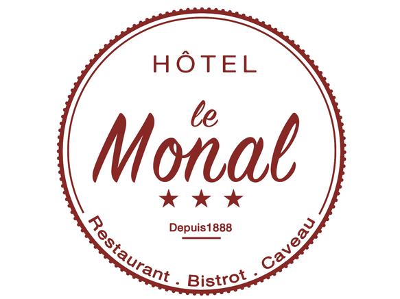 LOGO HOTEL LE MONAL