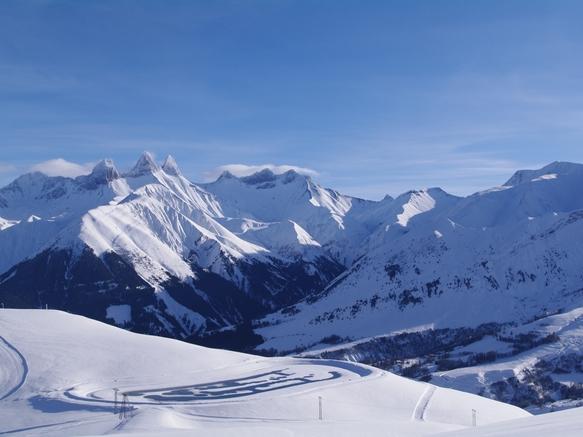Domaine skiable Saint Jean d'Arves