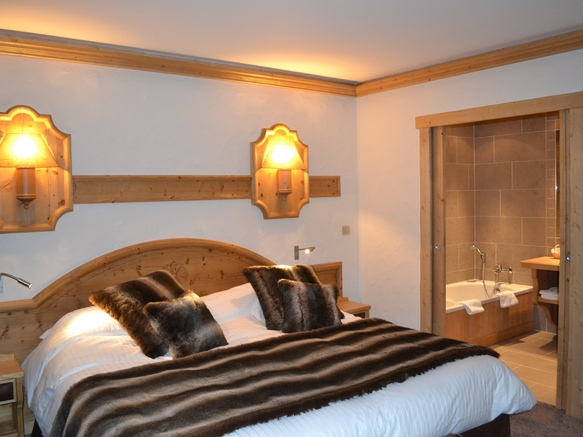 Chambre suite luxe