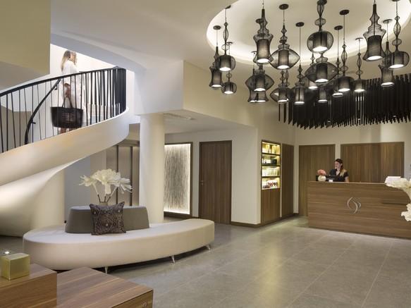 Aix les Bains Riviera des Alpes - Hôtel 4* - Accueil Spa Parenthèse